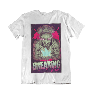 Camiseta Breaking Bad Laboratory