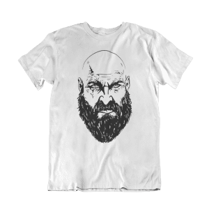Camiseta Kratos Drawing
