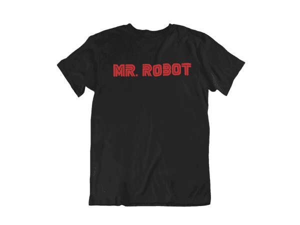 Camiseta Mr Robot