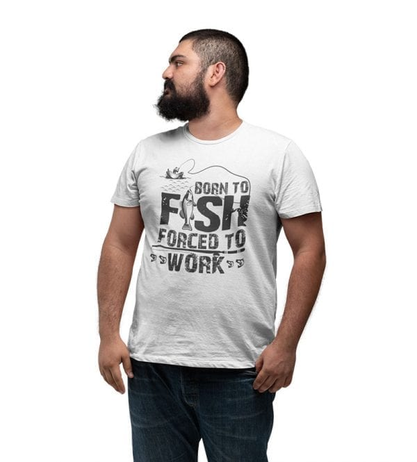 Born to fish, forced to work