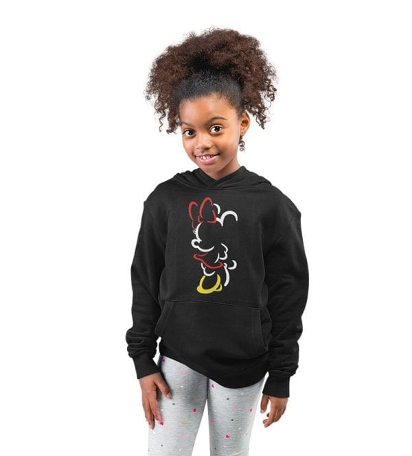 Minnie's and Mickey´s Strokes sudadera niño